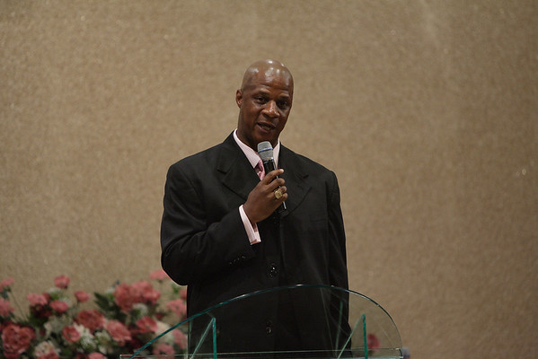 Darryl Strawberry at Faith Tabernacle 10/17/2010